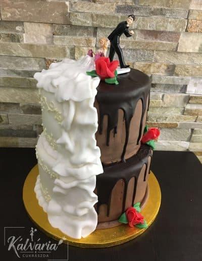 esküvői torta1