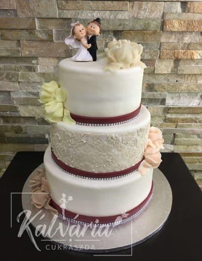 esküvői torta11