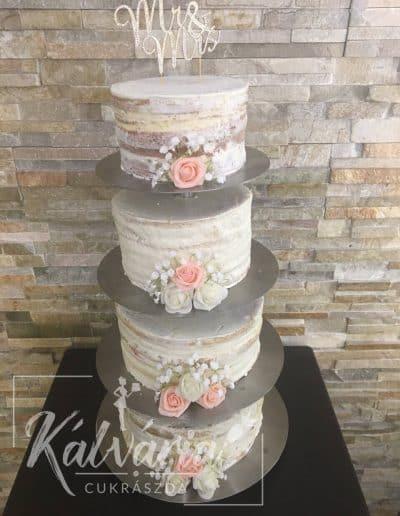 esküvői torta8