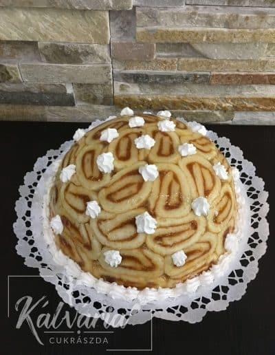 Charlotte torta