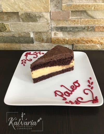 Paleo csoki-vanília