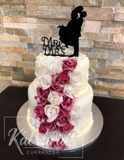 esküvői torta10